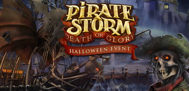 Pirate Storm Halloween Event