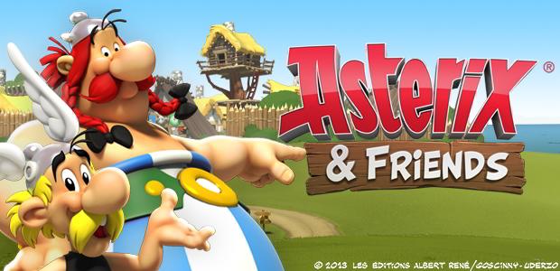 Asterix & Friends kostenlos online spielen