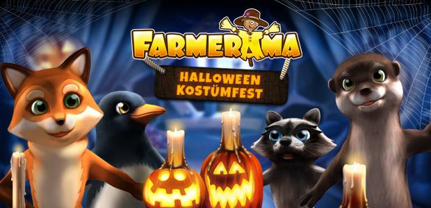 Halloween Special Farmerama