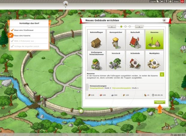 Travian Kingdoms – TNT-Spiele de TNT-Spiele de