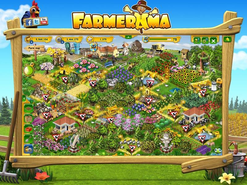 Farmerama Spiel