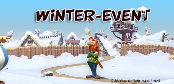 Asterix & Friends Winter Event