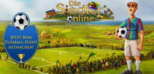 Die Siedler Fussball Event