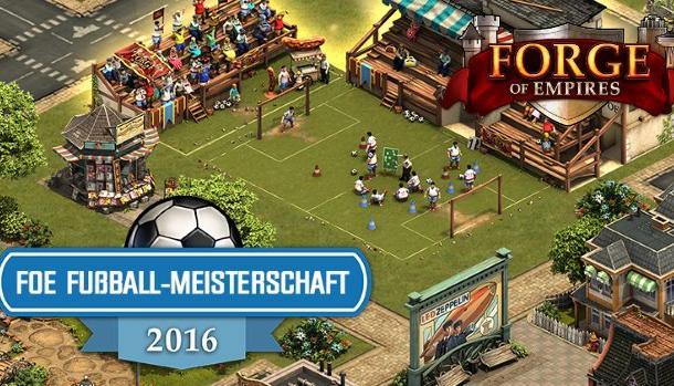 Forge of Empires Fussball Meisterschaft