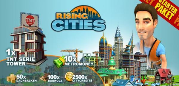 Rising Cities kostenlos spielen