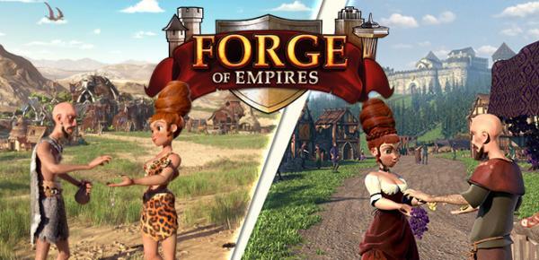 Forge of Empires kostenlos spielen bei TNT Spiele