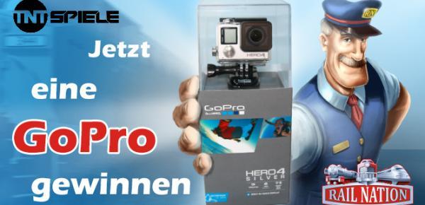 Gewinne eine GoPro
