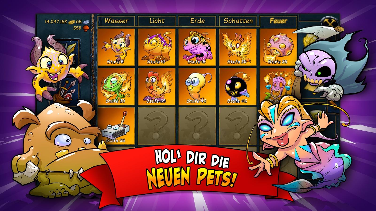 ähnliche Spiele Wie Shakes And Fidget