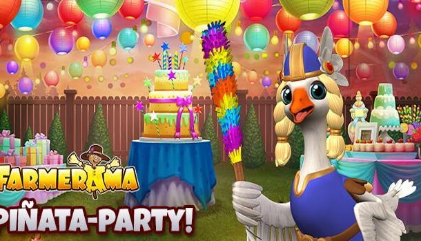 Farmerama Pinata Party
