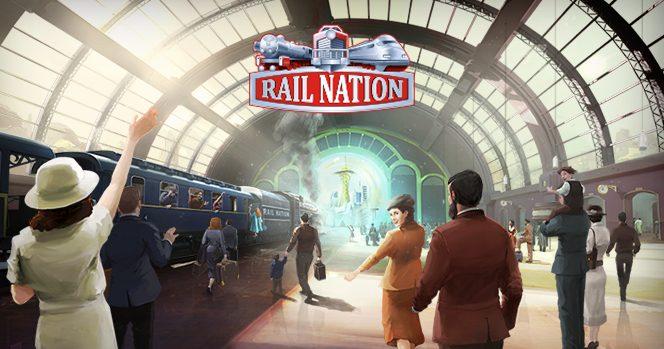 Railnation Platform X