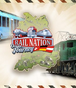 Rail Nation Geburtstag